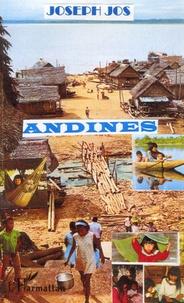 Joseph Jos - Andines - Mon Recteur chez les Narcos, Bertina M., Les souris vont mourir au Primaire.