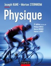 Joseph Kane et Morton Sternheim - Physique - 4e éd..