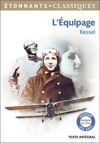 Ebook pdf epub téléchargements L'équipage (French Edition) 9782081427600 PDB FB2 par Joseph Kessel
