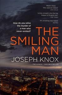 Joseph Knox - The Smiling Man.