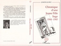 Joseph Kurtz - Chronique d'une jeune fille sage - 1944-1945.