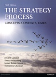 Joseph Lampel et Henry Mintzberg - The Strategy Process - Concepts, Contexts, Cases.