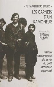 Joseph-Laurent Fénix et  La Fontaine de Siloé - Histoire passionnante de la vie d'un petit ramoneur savoyard - Écrite par lui-même.