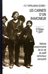 Joseph-Laurent Fénix - Histoire passionnante de la vie d'un petit ramoneur savoyard - Écrite par lui-même.