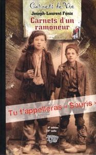 Joseph-Laurent Fénix - Histoire passionnante de la vie d'un petit ramoneur savoyard - Ecrite par lui-même.