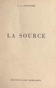 Joseph-Louis Sanciaume - La source.
