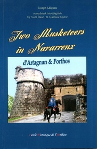Joseph Miqueu - Two Musketerers in Navarrenx - D'Artagnan & Porthos.