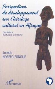 Joseph Ndeffo Fongue - .