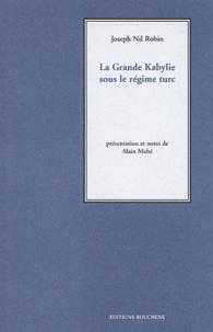 La Grande Kabylie sous le régime turc.pdf