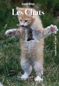 Joseph Ortega - Les chats.
