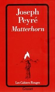 Joseph Peyré - Matterhorn.