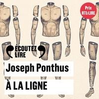 Télécharger un livre de correspondance sur ipad À la ligne  - Feuillets d'usine par Joseph Ponthus 9782072867873 (Litterature Francaise) ePub iBook