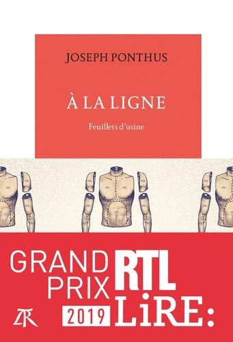 A la ligne - Joseph Ponthus - Format PDF - 9782710389682 - 12,99 €