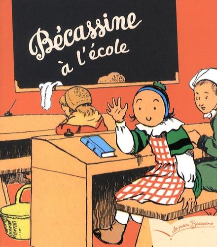 Joseph Porphyre Pinchon et  Caumery - Bécassine à l'école.