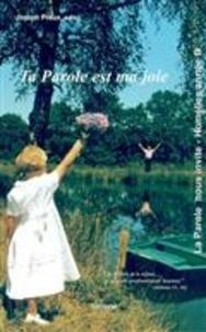 Joseph Proux - Ta parole est ma joie - Homélies pour l'année B.