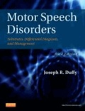 Joseph R. Duffy - Motor Speech Disorders - Substrates, Differential Diagnosis, and Management.