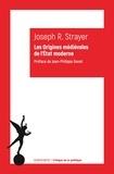 Joseph-R Strayer - Les origines médiévales de l'état moderne.