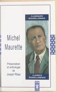 Joseph Ribas et Ginette Bernard - Michel Maurette.