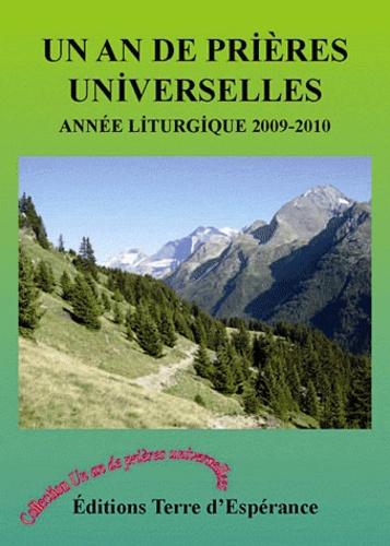 Joseph Roduit - Un an de prières universelles - Année liturgique 2009-2010.