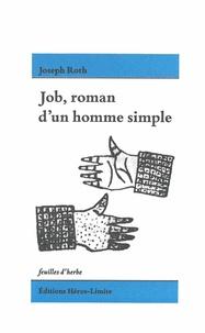 Ucareoutplacement.be Job, roman d'un homme simple Image