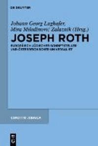 Joseph Roth - Europäisch-jüdischer Schriftsteller und österreichischer Universalist.