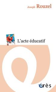 Histoiresdenlire.be L'acte éducatif Image