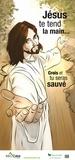 Joseph Saint - Poster jesus te tend la main.