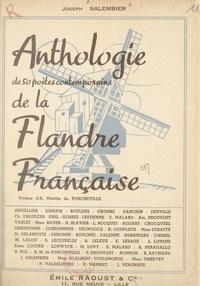 Joseph Salembier et André Mabille de Poncheville - Anthologie de 50 poètes contemporains de la Flandre française.