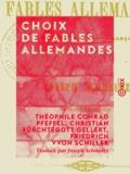 Joseph Schmeltz et Friedrich von Schiller - Choix de fables allemandes.