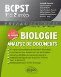 Joseph Segarra et Carole Ahyerre - Biologie analyse de documents BCPST 1re et 2e années.