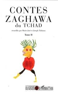 Joseph Tubiana - Contes Zaghawa du Tchad - Tome 2.