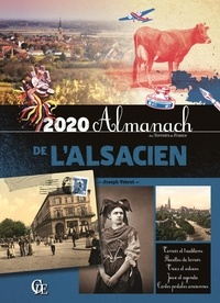 Joseph Vebret - Almanach de l'alsacien.