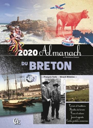 Joseph Vebret - Almanach du breton.