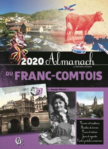 Joseph Vebret - Almanach du Franc Comtois.
