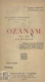 Joseph Verdunoy - Ozanam, 1813-1853.