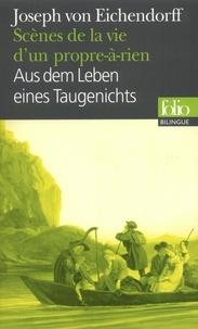 Joseph von Eichendorff - Aus dem Leben eines Taugenichts.
