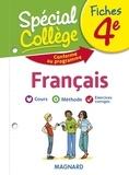 Josepha Faber-Boitel - Fiches Français 4e Spécial Collège.