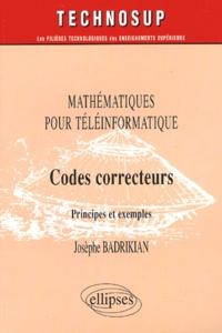Codes correcteurs - Mathématiques pour téléinformatique, principes et exemples.pdf