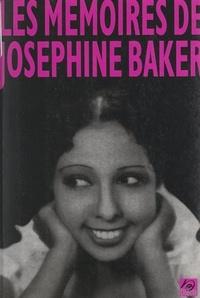 Joséphine Baker et Marcel Sauvage - Les mémoires de Joséphine Baker - Avec 29 dessins.