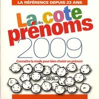 La cote des prénoms en 2009.pdf