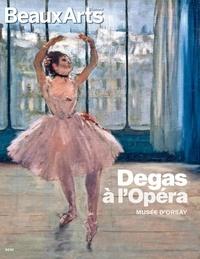 Joséphine Bindé et Joséphine Kraft - Degas à l'Opéra - Musée d'Orsay.