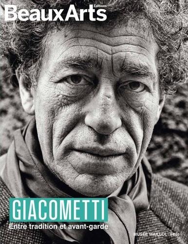 Joséphine Bindé et Florence Jaillet - Giacometti - Entre tradition et avant-garde.