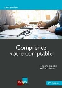 Joséphine Capodici et Wilfried Niessen - Comprenez votre comptable.