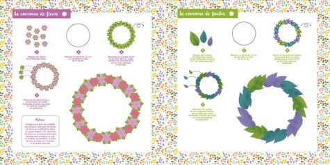 Flower Power. 25 modèles, 200 feuilles pour les réaliser