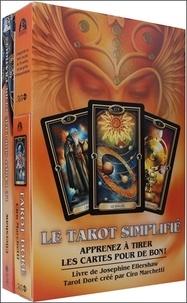 Histoiresdenlire.be Le tarot simplifié - Apprenez à tirer les cartes pour de bon! Le livre et le jeu Image