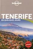 Josephine Quintero - Tenerife en quelques jours - Avec un plan détachable.