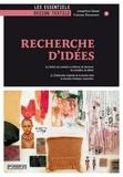 Josephine Steed et Frances Stevenson - Recherche d'idées.