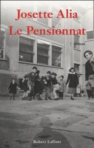 Josette Alia - Le pensionnat.