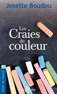 Josette Boudou - Les craies de couleur.