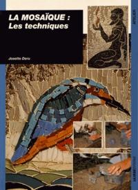 Feriasdhiver.fr La mosaïque - Les techniques Image